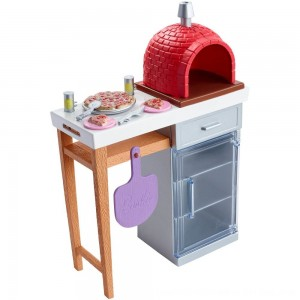 Black Friday 2020 - Barbie Brick Oven Accessory