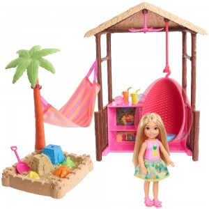 Black Friday 2020 - Barbie Chelsea Tiki Hut Playset
