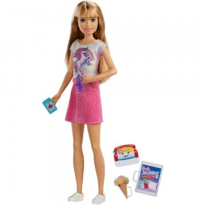 Black Friday 2020 - Barbie Skipper Babysitters Inc. Doll Playset