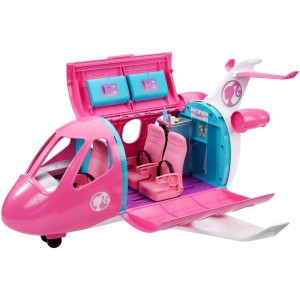 Black Friday 2020 - Barbie Dream Plane, toy vehicles