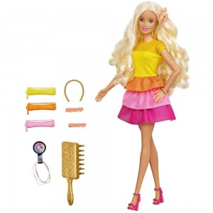 Black Friday 2020 - Barbie Ultimate Curls Doll and Playset
