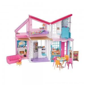 Black Friday 2020 - Barbie Malibu House Doll Playset