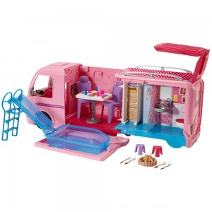 Black Friday 2020 - Barbie Dream Camper Playset