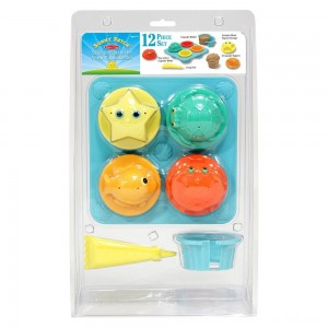 Black Friday 2020 - Melissa & Doug Sunny Patch Seaside Sidekicks Sand Cupcake Play Set