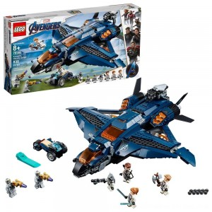 Black Friday 2020 - LEGO Marvel Avengers Ultimate Quinjet 76126