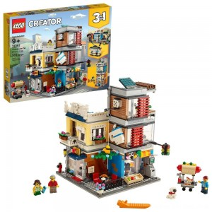 Blac Friday 2020 - LEGO Creator Townhouse Pet Shop & Café 31097