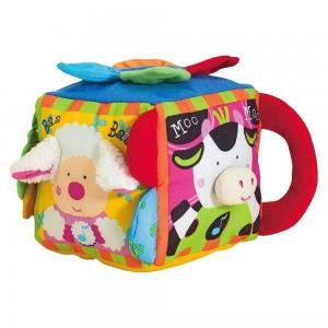 Black Friday 2020 - Melissa & Doug K's Kids Musical Farmyard Cube Educational Baby Toy