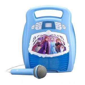 Black Friday 2020 - Disney Frozen 2 MP3 Karaoke Light Show with Microphone