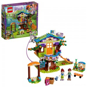 Black Friday 2020 - LEGO Friends Mia's Tree House 41335