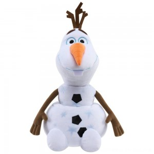 Black Friday 2020 - Disney Frozen 2 Large Plush Olaf