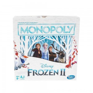 Black Friday 2020 - Monopoly Game: Disney Frozen 2 Edition Board Game
