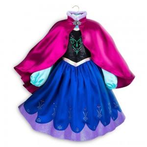 Black Friday 2020 - Disney Frozen 2 Anna Kids' Dress - Size 5-6 - Disney store, Girl's, Blue