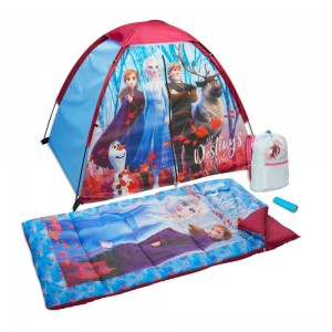 Black Friday 2020 - Disney Frozen 2 Anna 4pc Camp Kit