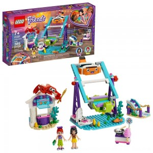 Black Friday 2020 - LEGO Friends Underwater Loop 41337 Amusement Park Building Kit with Mini Dolls for Group Play 389pc