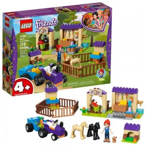 Black Friday 2020 - LEGO Friends Mia's Foal Stable 41361