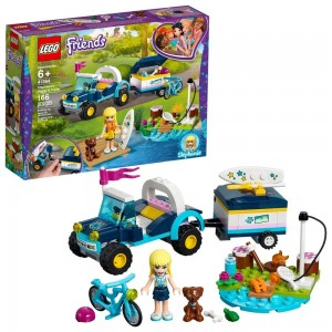 Black Friday 2020 - LEGO Friends Stephanie's Buggy & Trailer 41364