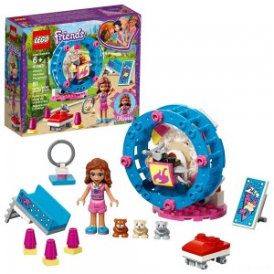 Black Friday 2020 - LEGO Friends Olivia's Hamster Playground 41383