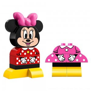Black Friday 2020 - LEGO DUPLO Minnie Mouse My First Minnie Build 10897