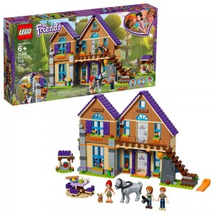 Black Friday 2020 - LEGO Friends Mia's House 41369
