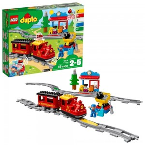 Black Friday 2020 - LEGO DUPLO Town Steam Train 10874
