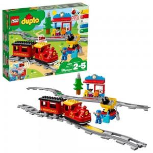 Blac Friday 2020 - LEGO DUPLO Town Steam Train 10874