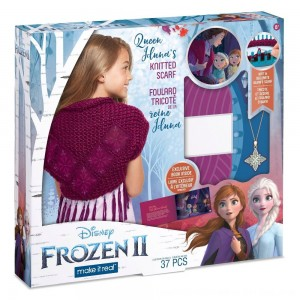 Black Friday 2020 - Disney Frozen 2 Queen Iduna's Knitted Shawl