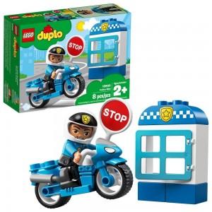 Black Friday 2020 - LEGO DUPLO Police Bike 10900
