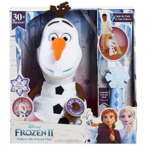 Black Friday 2020 - Disney Frozen 2 Follow Me Friend Olaf