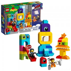 Black Friday 2020 - THE LEGO MOVIE 2 Emmet and Lucy's Visitors from the DUPLO 10895