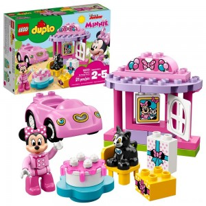 Black Friday 2020 - LEGO DUPLO Disney Minnie Mouse's Birthday Party 10873