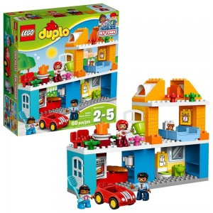 Black Friday 2020 - LEGO DUPLO Town Family House 10835
