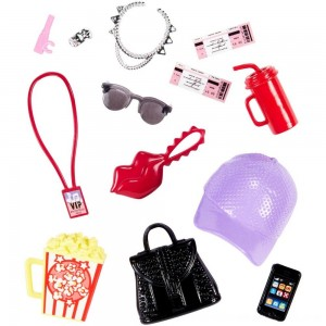 Black Friday 2020 - Barbie Fashion Movie Premiere Accessory Pack