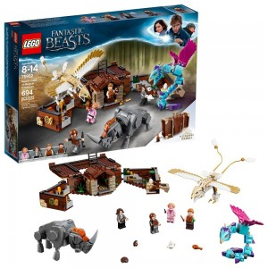 Black Friday 2020 - LEGO Harry Potter Fantastic Beasts Newt's Case of Magical Creatures 75952