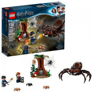 Black Friday 2020 - LEGO Harry Potter Aragog's Lair 75950