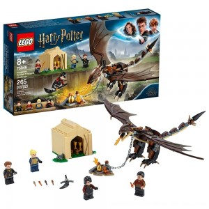 Black Friday 2020 - LEGO Harry Potter Hungarian Horntail Triwizard Challenge 75946 Toy Dragon Building Kit 265pc