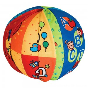Black Friday 2020 - Melissa & Doug K's Kids 2-in-1 Talking Ball Educational Toy - ABCs and Counting 1-10