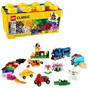 Blac Friday 2020 - LEGO Classic Medium Creative Brick Box 10696 Building Toys for Creative Play, Kids Creative Kit