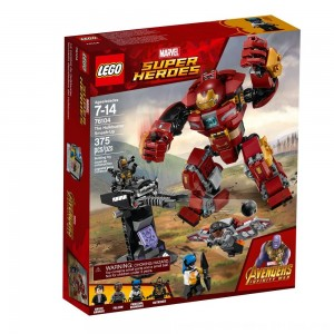 Black Friday 2020 - LEGO Super Heroes Marvel Avengers Movie The Hulkbuster Smash-Up 76104