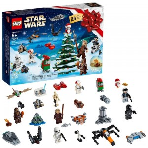 Black Friday 2020 - LEGO Star Wars Advent Calendar 75245