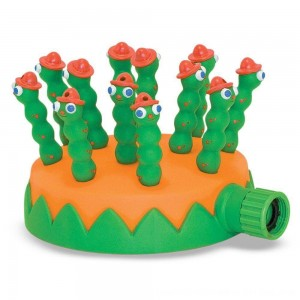 Black Friday 2020 - Melissa & Doug Sunny Patch Grub Scouts Sprinkler Toy With Hose Attachment, Kids Unisex