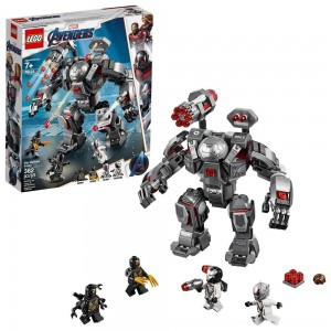 Black Friday 2020 - LEGO Marvel Avengers War Machine Buster 76124