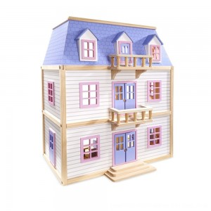 Black Friday 2020 - Melissa & Doug Multi-Level Dollhouse