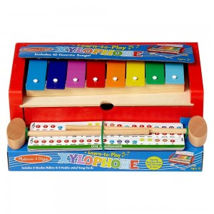 Black Friday 2020 - Melissa & Doug Learn-to-Play Xylophone