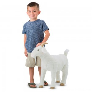 Black Friday 2020 - Melissa & Doug Goat Plush Toy