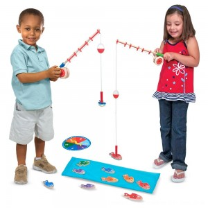 Black Friday 2020 - Melissa & Doug Catch & Count Fishing Game