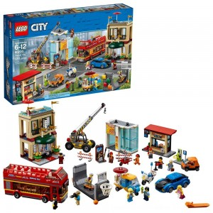 Blac Friday 2020 - LEGO City Town Capital City 60200
