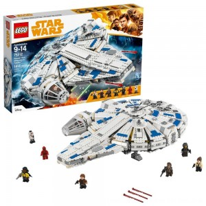 Black Friday 2020 - LEGO Star Wars Kessel Run Millennium Falcon 75212