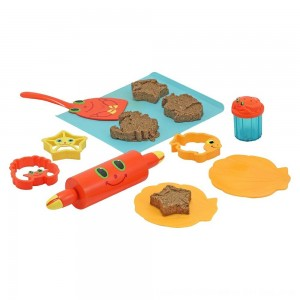 Black Friday 2020 - Melissa & Doug Sunny Patch Seaside Sidekicks Sand Cookie-Baking Set
