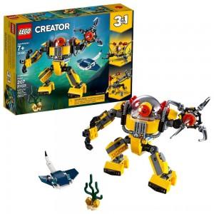Black Friday 2020 - LEGO Creator Underwater Robot 31090