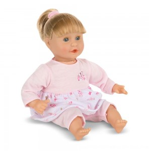 Black Friday 2020 - Melissa & Doug Mine to Love Natalie 12-Inch Soft Body Baby Doll With Hair and Outfit